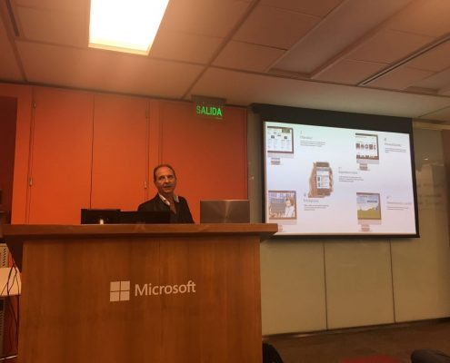 G. Andreucci Microsoft